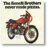 Benelli 125 Sport May 1980
